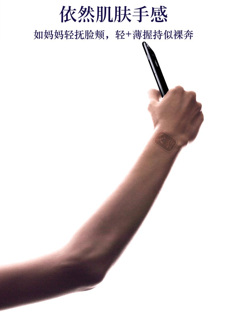 父辈水果iPhone7/6S/6手机壳肌肤般的手感,还原磨砂应有的细腻,给摄像头极致保护,经久耐磨永久如故,不变色不发黄,细节使得我们是我们,他们是他们
